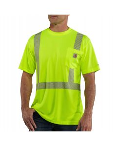 Carhartt Force High-Visibility Short Sleeve Class 2 T-Shirt