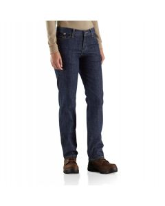 Carhartt WOMEN'S FR ORIGINAL-FIT RUGGED FLEX® JEAN