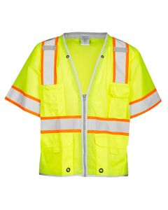 ML Kishigo HiViz Heavy Duty Vest