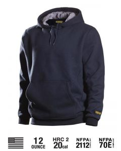 Benchmark FR Pullover Hooded Sweatshirt