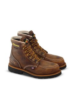 THOROGOOD 1957 SERIES WATERPROOF 6″ CRAZYHORSE MOC TOE – MAXWEAR90