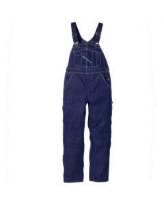 KEY Bib Hi-Back Overall - Zipper Fly