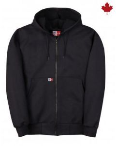 BigBill Hooded Zip Front FR Sweatshirt