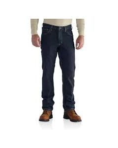 CARHARTT FLAME-RESISTANT RUGGED FLEX® JEAN - STRAIGHT TRADITIONAL FIT