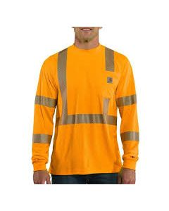 Carhartt Force High-Visibility Long Sleeve Class 3 T-Shirt