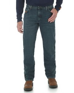 Wrangler FR Advanced Comfort Work Jeans - Regular Fit